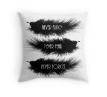 Nevernight Throw Pillow