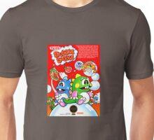 Bubble Bobble Unisex T-Shirt
