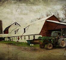 Farm Work ~ a Hard Life by SummerJade