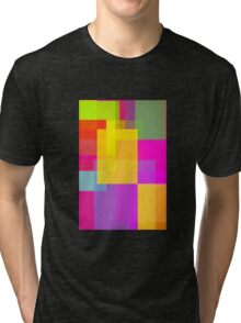 MIXING COLOR Tri-blend T-Shirt