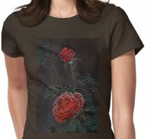 Rose 85 Womens Fitted T-Shirt