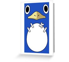 Prinny Greeting Card