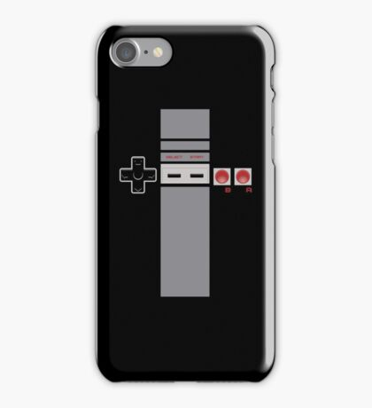 Be the Controller - NES iPhone Case/Skin
