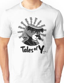 Tales of Y, Coco Looking Sideways Unisex T-Shirt