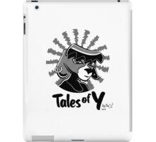 Tales of Y, Coco Looking Sideways iPad Case/Skin