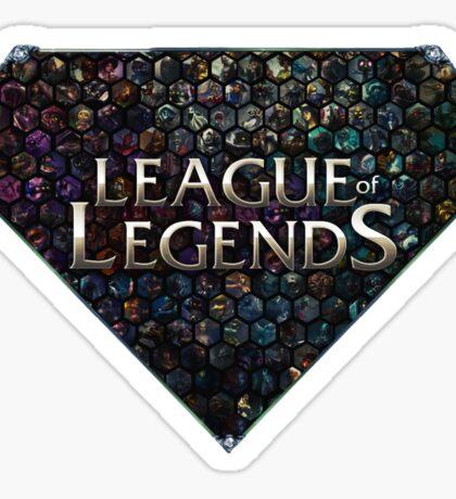 League of Legend - T-shirt Sticker