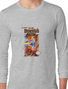 Castlevania 3 - Dracula's Curse Long Sleeve T-Shirt