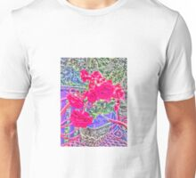 Edited pretty rose picture  Unisex T-Shirt