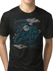 Joy to the Galaxy 2 Tri-blend T-Shirt