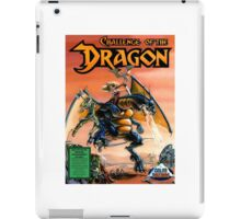 Challenge of the Dragon iPad Case/Skin
