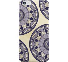 Porcelain-esque Mandala iPhone Case/Skin