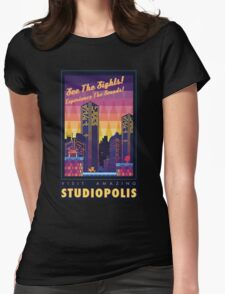 Studiopolis Womens Fitted T-Shirt