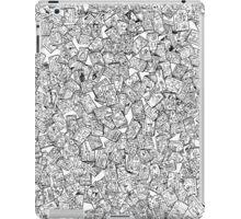 COMICS INFINITY iPad Case/Skin