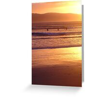Sunrise - Apollo Bay, Great Ocean Road VIC Greeting Card