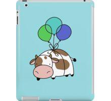 Balloon Cow iPad Case/Skin