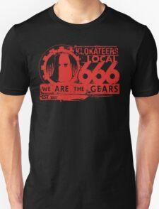 Dethunion - Red Unisex T-Shirt