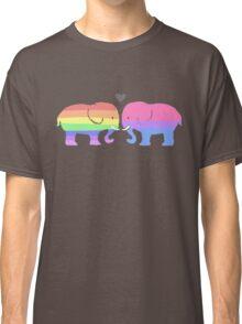 TJLC Elephants (no text ver.) Classic T-Shirt