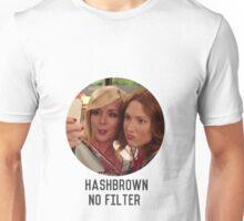 Hashbrown No Filter  Unisex T-Shirt