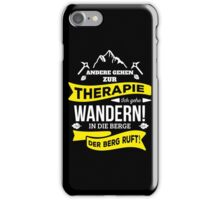 Der Berg ruft! iPhone Case/Skin