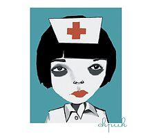 Nurse by ekpuk