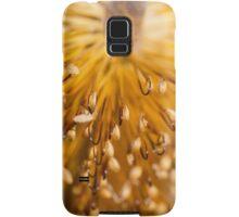 Golden Brush Samsung Galaxy Case/Skin