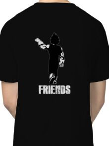 Best Friends Tshirt with Vegeta Classic T-Shirt