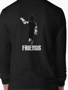 Best Friends Tshirt with Vegeta Long Sleeve T-Shirt