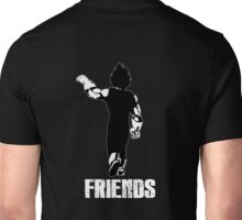 Best Friends Tshirt with Vegeta Unisex T-Shirt