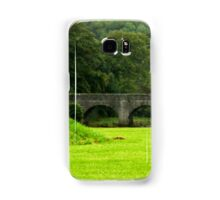 Green haven Samsung Galaxy Case/Skin