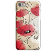 Tender moments - Tendres moments iPhone Case/Skin