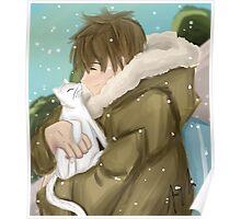Makoto Tachibana - Season 2 Eternal Summer [Redrawn Version]  Poster
