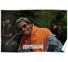 Night Lovell contraband  Poster