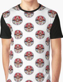 Pokemon Go Spanish Style Pokeball Graphic T-Shirt