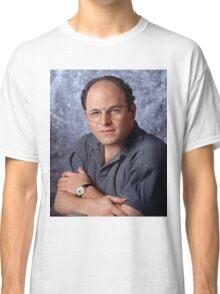 George Costanza Portrait Seinfeld Classic T-Shirt