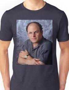 George Costanza Portrait Seinfeld Unisex T-Shirt