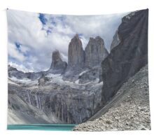 TORRES DEL PAINE Wall Tapestry