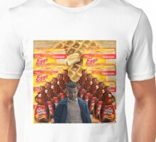 Stranger Things - Eleven - Eggo Aesthetic Unisex T-Shirt