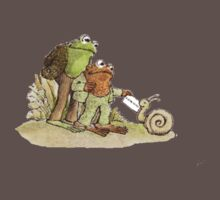 Frog & Toad One Piece - Short Sleeve