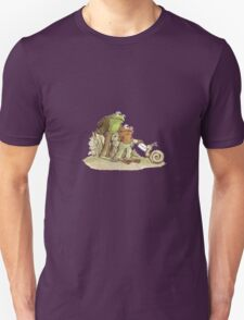 Frog & Toad Unisex T-Shirt