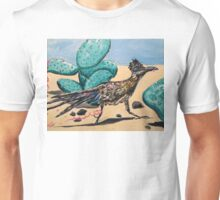 Roadrunning Home From Party Unisex T-Shirt