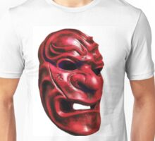 Red Mask Unisex T-Shirt