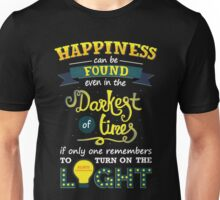 Happiness Can Be Found! Unisex T-Shirt