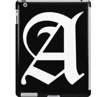 A Goth iPad Case/Skin