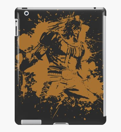 "Killer Instict ""Splash art"" Thunder iPad Case/Skin"