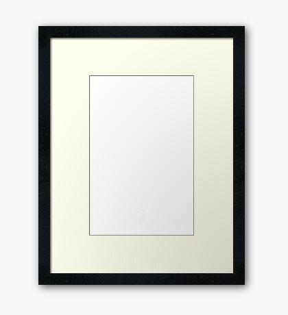 Firefly - Mudders Milk Tee Framed Print