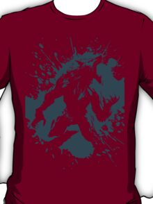 "Killer Instict ""Splash art"" Saberwulf T-Shirt"