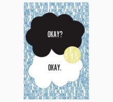 The Fault in Our Stars Typography Kids Clothes