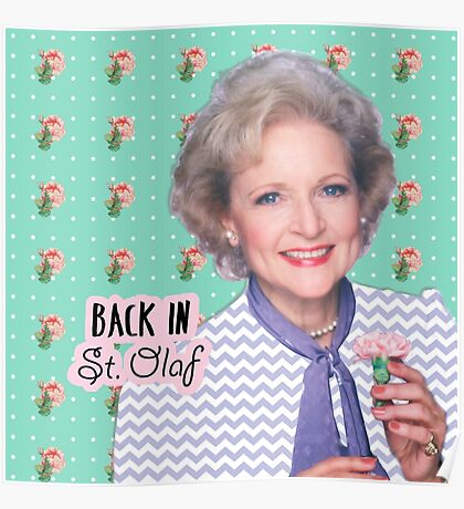 Rose Nylund Poster