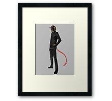 Daft Punk - Devil Guy-manuel Framed Print