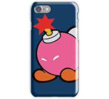 Paper Mario Bombette iPhone Case/Skin